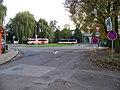 Hostavice, autoubusová otočka, z Pilské.jpg