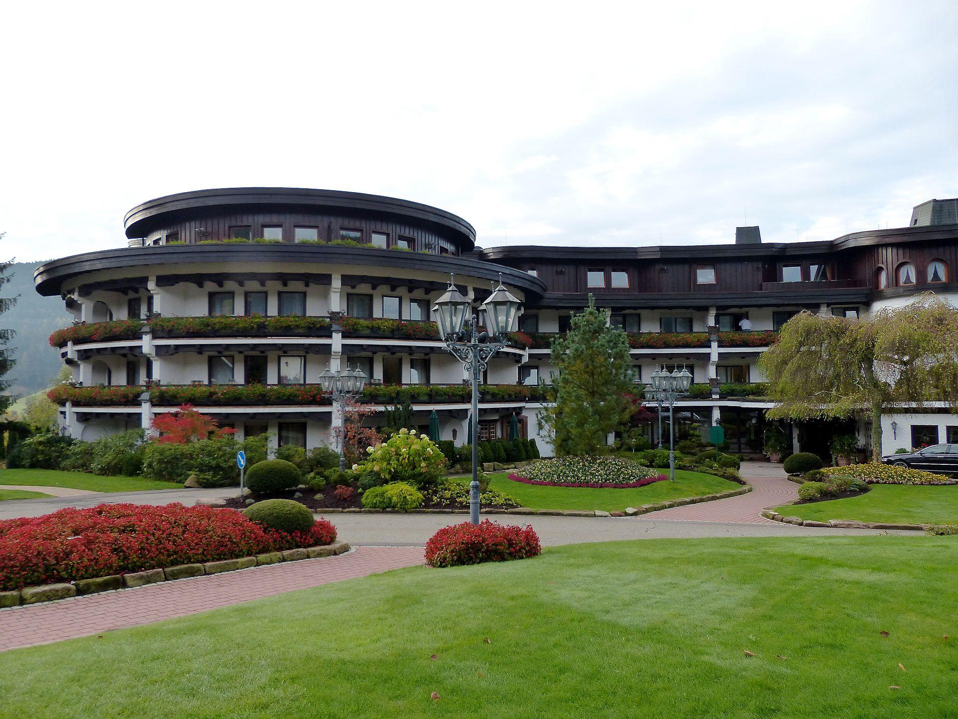 Sterne Koch Hotel Uberfahrt
