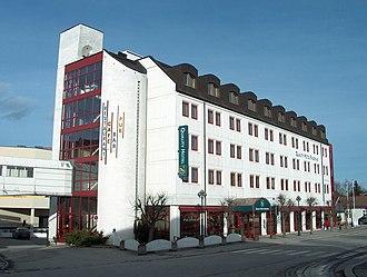 Hønefoss - Image: Hotell Ringerike 00