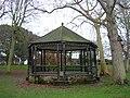 Hotham Park bandstand.JPG