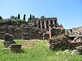 House of the Vestals and Domus Tiberiana 2 (15235280901).jpg