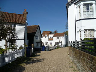 Monken Hadley human settlement in United Kingdom