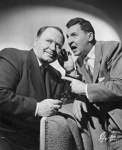 Howard Freeman and Eddie Bracken 1954.JPG