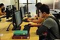 Howard Tilton Library Computers 2010.jpg