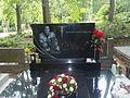 Hrob Karla Rachůnka na Lesním hřbitově ve Zlíně.JPG