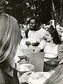 Hubert Brown and Emma Torres in Picnic Line, 1973 (16272726619).jpg