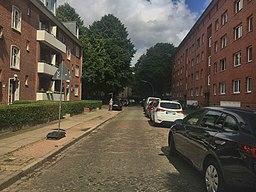 Hultschiner Straße in Hamburg