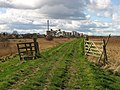 Humber Riverside Path Gate - geograph.org.uk - 1221334.jpg