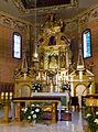 Humniska, kościół św. Stanisława, ołtarz 01.jpg