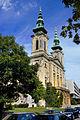 Hungary, Budapest XI, Villany road, St Chaterina Church.jpg