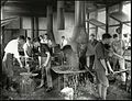 Hurlstone Agricultural High School - Blacksmith's shop (22419677809).jpg