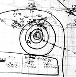 Hurricane Four analysis 20 Aug 1944 06z.png