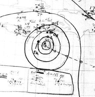 1944 Jamaica hurricane Category3 Atlantic hurricane in 1944