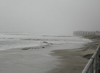 Effects of Hurricane Isabel in New Jersey