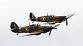 Hurricane and Spitfire Mk1A (5926573777).jpg