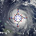 Hurricane isabel and coriolis force.jpg