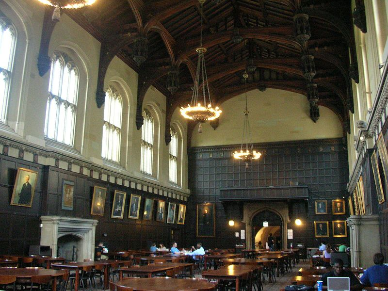 Hutchinson Hall, University of Chicago