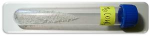 Magnesium hydroxide - Image: Hydroxid hořečnatý