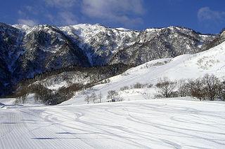 Chūgoku Mountains