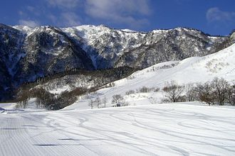 Chūgoku Mountains - Mount Hyōno