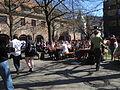 III. Der Marstall ältestes mittelalterliches Gebäude Heidelbergs beherbergt heute die Mensa der Universität.JPG