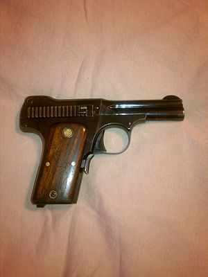 Smith & Wesson Model 1913 - Image: IMAG0274