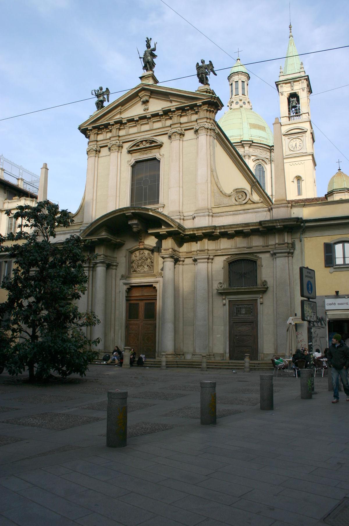 San giorgio al palazzo wikipedia for Arco arredamenti san giorgio
