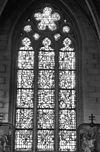 interieur, gebrandschilderd raam - meerssen - 20274885 - rce