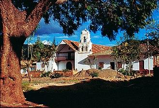 Sáchica - Church of Sáchica