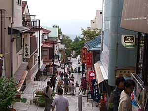 Shibukawa, Gunma - Ikaho Onsen