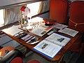 Ilyushin Il-14 set of 4 seats.JPG