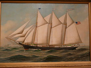 Thomas Winsmore (schooner) - Image: Independence Seaport Museum 151