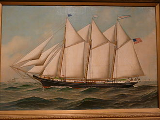 Thomas Winsmore (schooner) - Image: Independence Seaport Museum 151