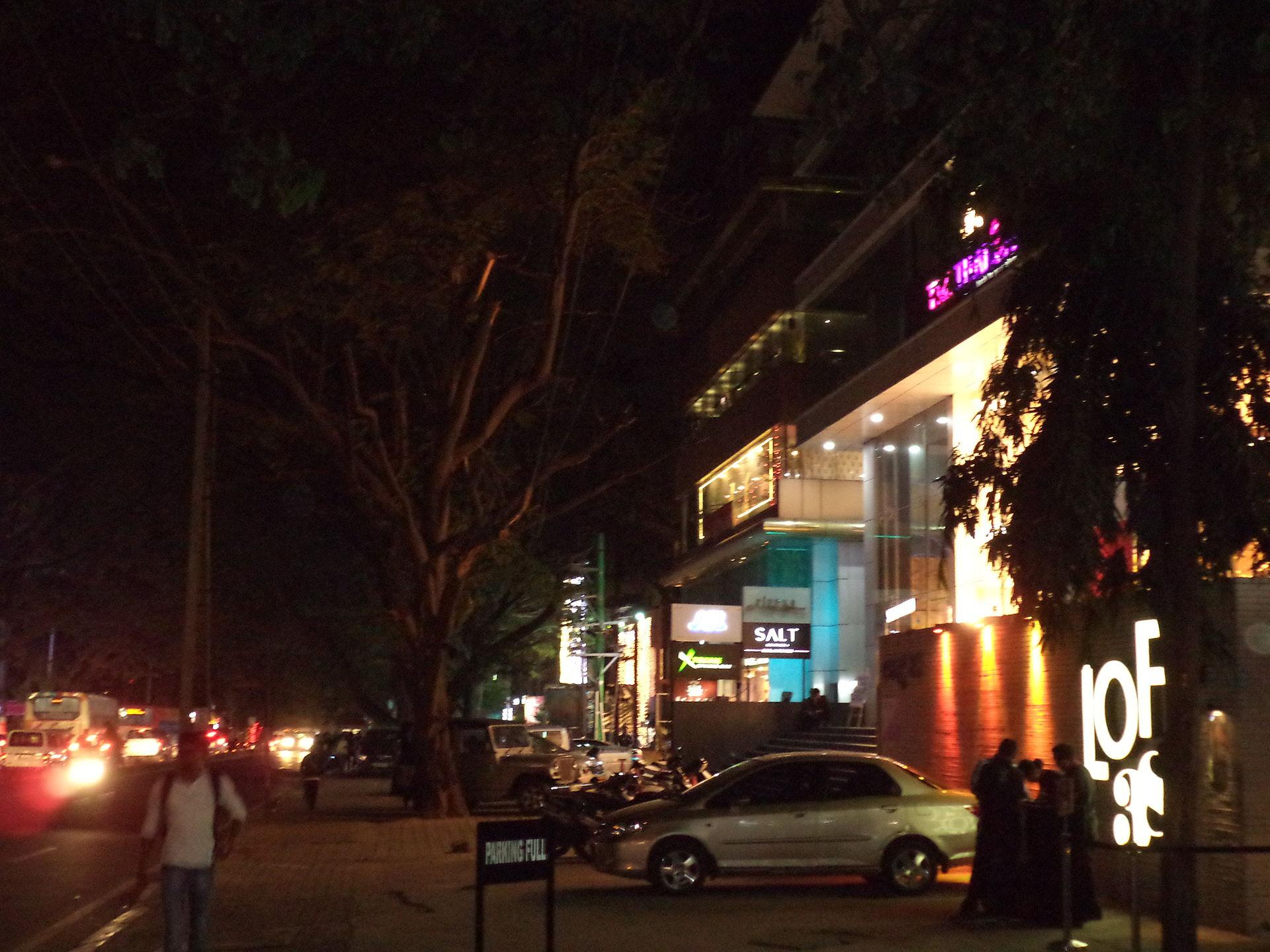 Restaurants In  Feet Road Indiranagar