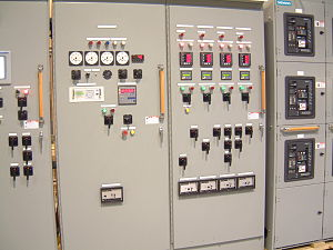 A. Reyrolle & Company - Example of typical Siemens switchgear