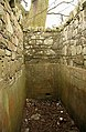 Inside the old urinal at Galashiels Golf Course - geograph.org.uk - 753302.jpg