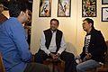 Intellectual Discussion - Tapas Kumar Sil - Barun Kumar Sinha - Partha Sarkar - Kolkata 2013-12-05 4779.JPG