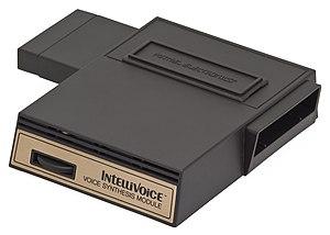 Intellivision - The Intellivoice add-on