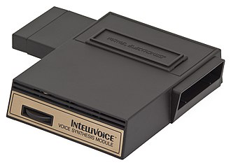 Intellivision - The Intellivoice add-on