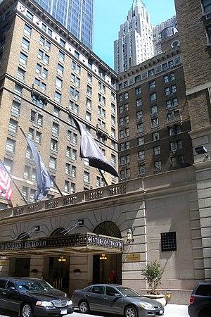 InterContinental New York Barclay Hotel - 48th Street
