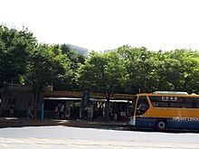 Intercity Bus Stop at the Government Complex Daejeon.jpg