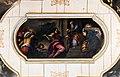 Interior of Chiesa dei Gesuiti (Venice) - sacristy - Ceiling - David riceve dal sacerdote Achimelec i pani offerti nel santuario by Palma il Giovane.jpg