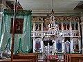 Interior of St. Pius Byzantine Church - Berehove - Ukraine (35901327083) (2).jpg