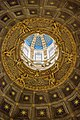 Interior of the dome, Siena Cathedral, Italy.jpg