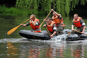 Military sports - Image: Internationaler Mönchengladbacher Militärwettkampf