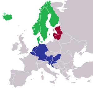 Eurotransplant - Image: Intl Organ
