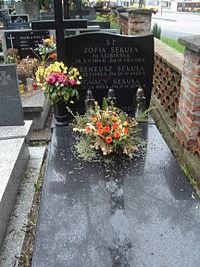 Ireneusz Sekuła grób.JPG