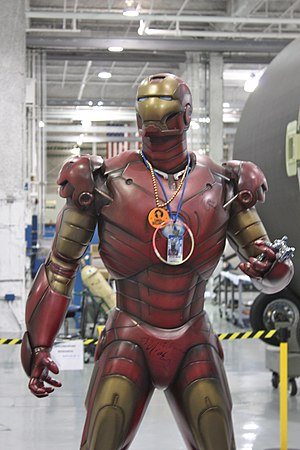 Ironman in SpaceX 2010.jpg