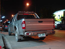 Isuzu D-Max at night.jpg