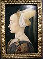 Italia, profilo di nobildonna, 1475 circa.JPG